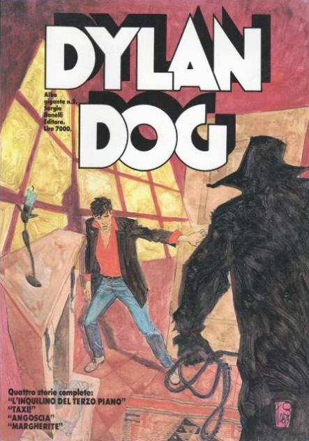 Dylan Dog Albo Gigante Vol 1 2