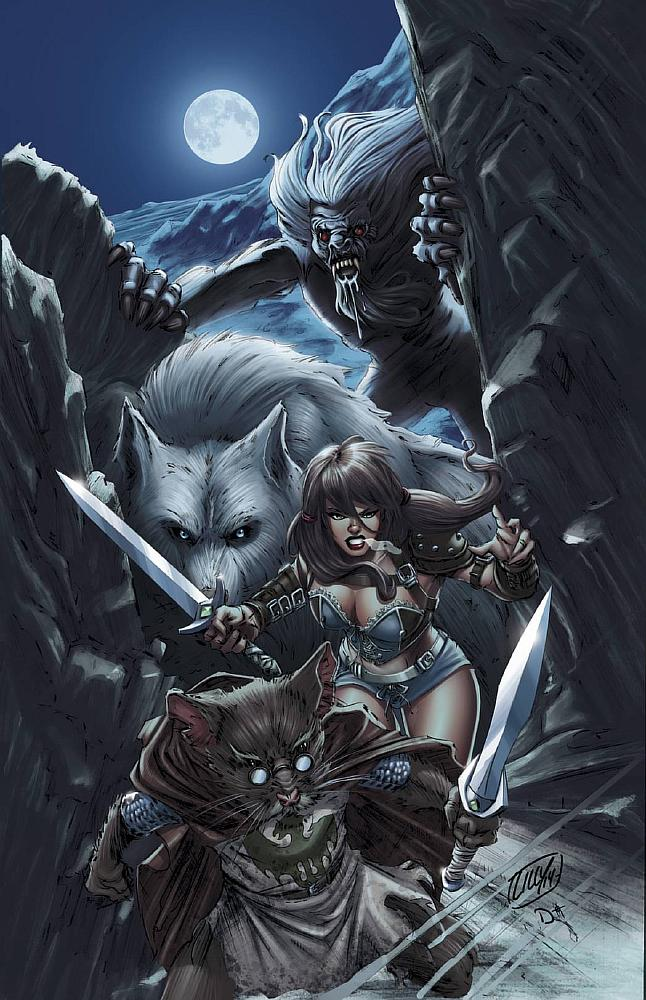 Grimm Fairy Tales Presents Warlord of Oz Vol 1 4