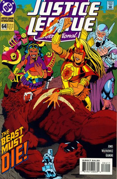 Justice League International Vol 2 64