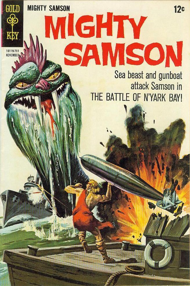 Mighty Samson Vol 1 12