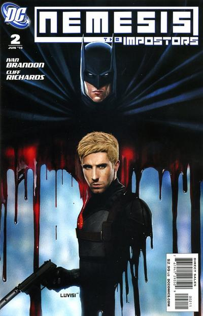 Nemesis: The Impostors Vol 1 2