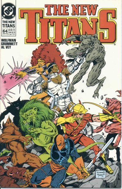 New Titans Vol 1 64