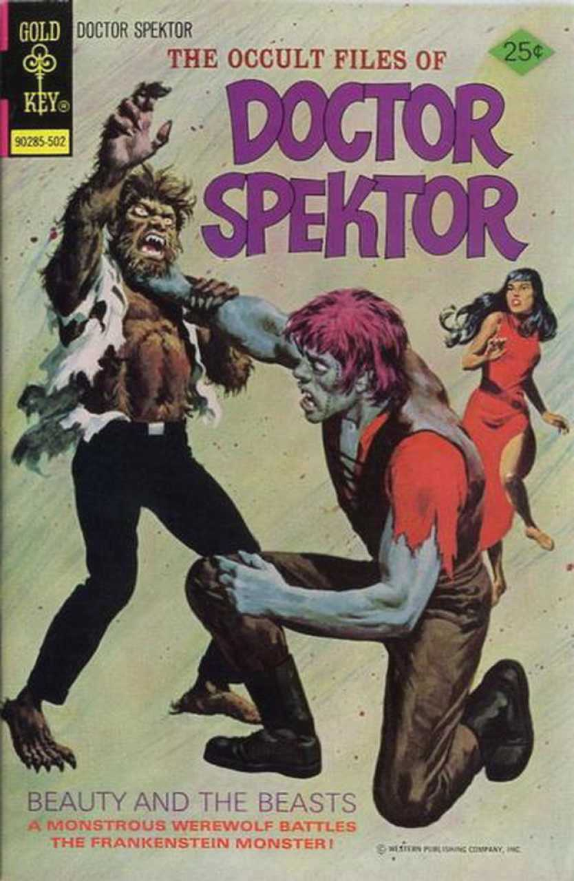 Occult Files of Dr. Spektor Vol 1 12