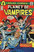 Planet of Vampires Vol 1 3