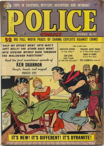 Police Comics Vol 1 103