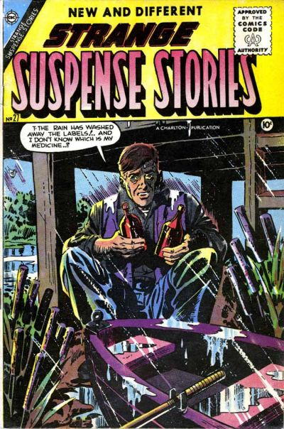 Strange Suspense Stories Vol 1 27