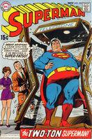 Superman Vol 1 221