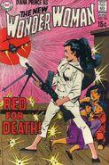 Wonder Woman Vol 1 189