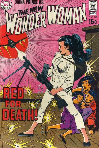 Wonder Woman Vol 1 189