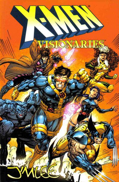 X-Men Visionaries: Jim Lee Vol 1 1