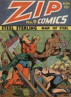 Zip Comics Vol 1 9