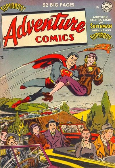 Adventure Comics Vol 1 160