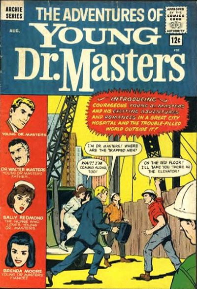 Adventures of Young Dr. Masters Vol 1