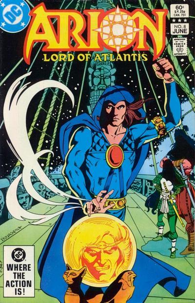 Arion Lord of Atlantis Vol 1 8