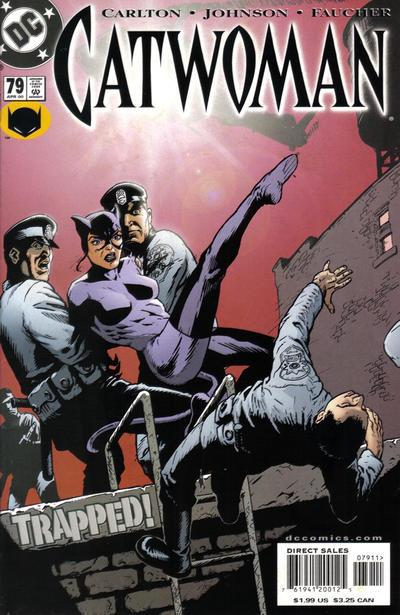 Catwoman Vol 2 79