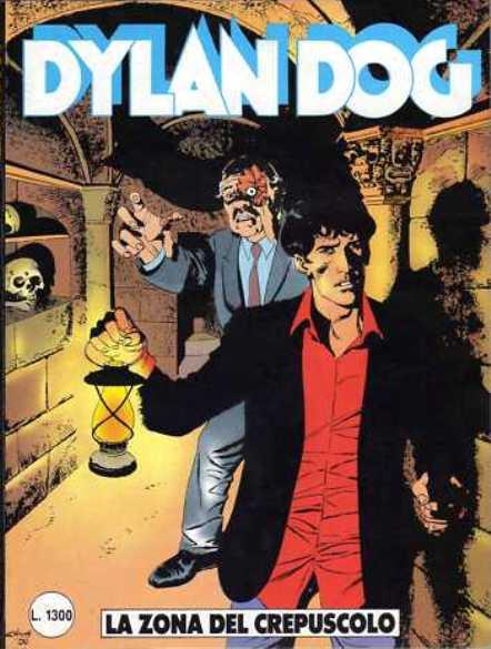 Dylan Dog Vol 1 7