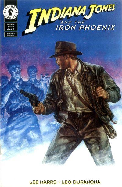 Indiana Jones and the Iron Phoenix Vol 1 4