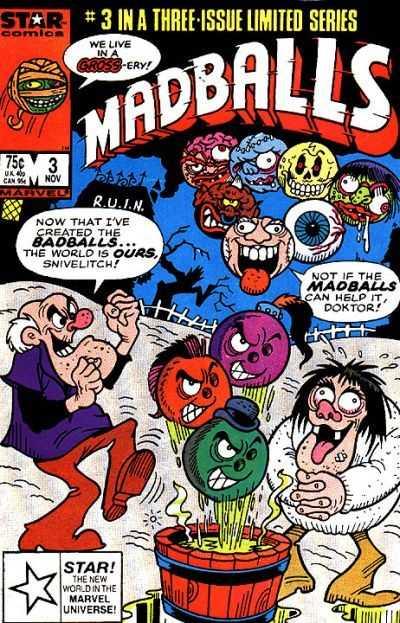 Madballs Vol 1 3