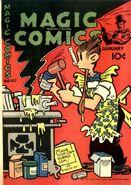 Magic Comics Vol 1 102