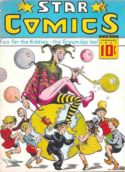 Star Comics Vol 1
