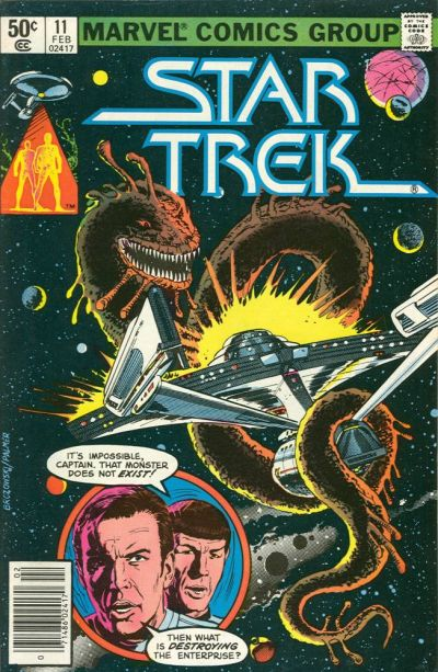 Star Trek (Marvel) Vol 1 11