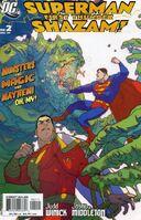 Superman Shazam First Thunder Vol 1 2