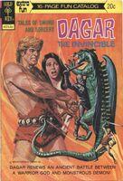 Tales of Sword and Sorcery Dagar the Invincible Vol 1 6