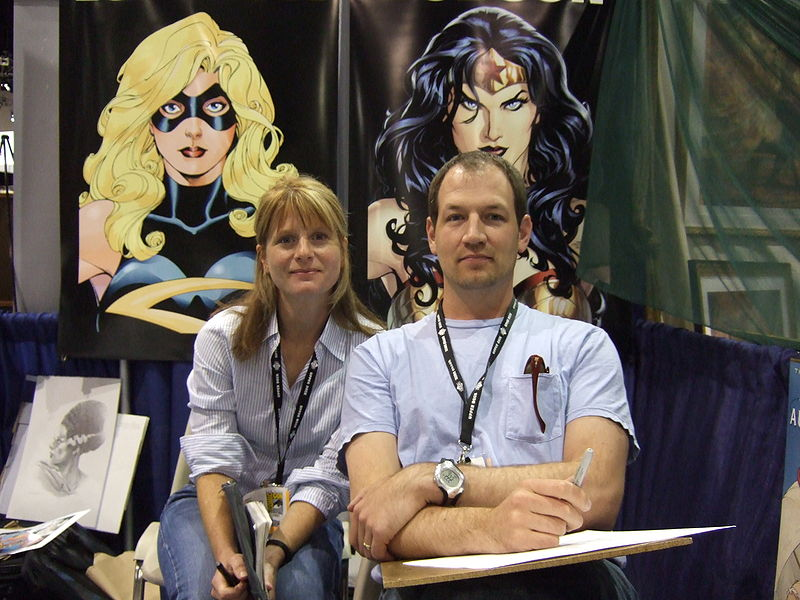 Terry Dodson/Gallery