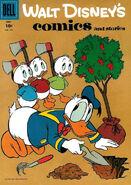 Walt Disney's Comics and Stories Vol 1 187