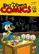 Walt Disney's Comics and Stories Vol 1 61