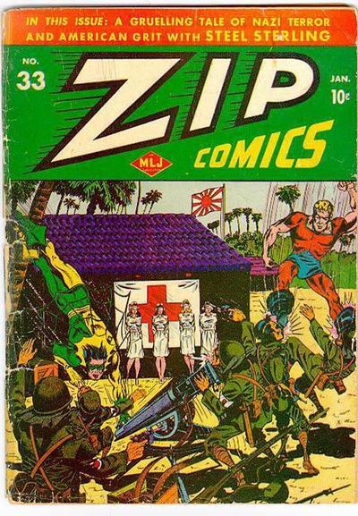 Zip Comics Vol 1 33