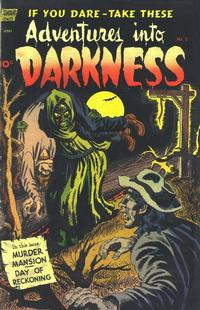 Adventures into Darkness Vol 1 5