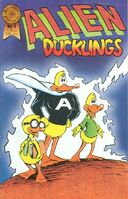 Alien Ducklings Vol 1 1