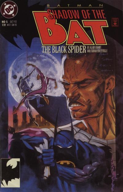 Batman: Shadow of the Bat Vol 1 5