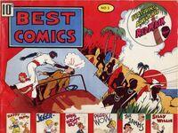 Best Comics Vol 1 1
