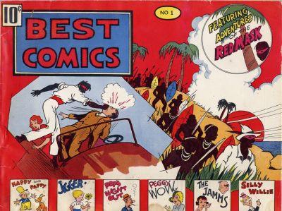 Best Comics Vol 1
