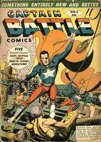 Captain Battle Comics Vol 1 2