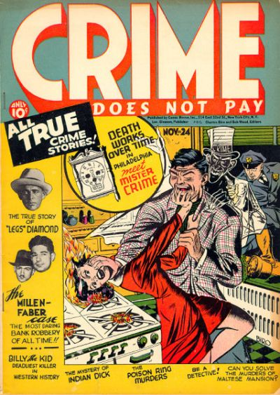 Crime Does Not Pay Vol 1 24