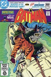 Detective Comics Vol 1 496