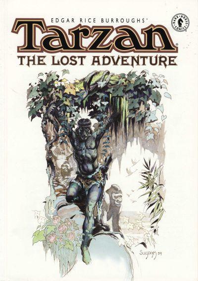 Edgar Rice Burroughs' Tarzan: The Lost Adventure Vol 1