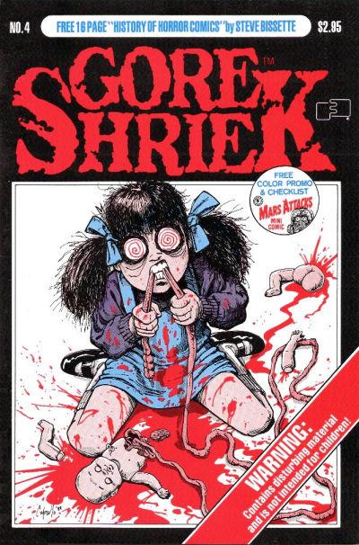 Gore Shriek Vol 1 4