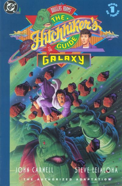 Hitchhiker's Guide to the Galaxy Vol 1 1