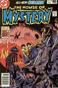House of Mystery Vol 1 274