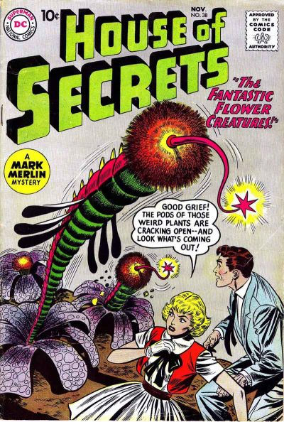 House of Secrets Vol 1 38