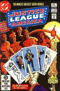 Justice League of America Vol 1 203