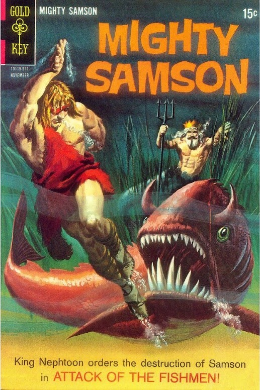 Mighty Samson Vol 1 20