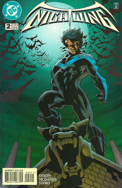 Nightwing Vol 2 2