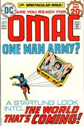 OMAC Vol 1 1
