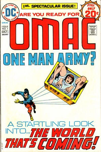 OMAC Vol 1