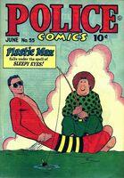 Police Comics Vol 1 55